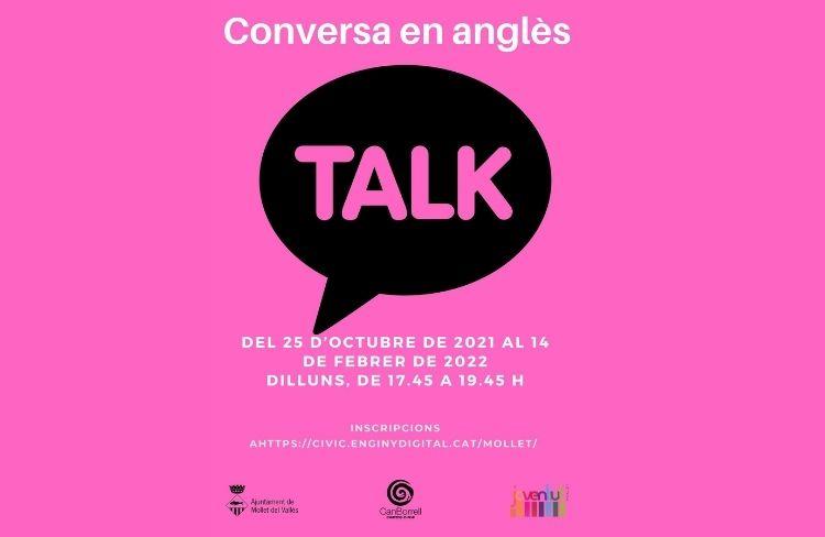 Conversa en anglès @ C.C. Can Borrell  | Mollet del Vallès | Cataluña | Espanya