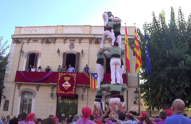 Assaig especial de Festa Major  @ Pl Catalunya | Mollet del Vallès | Cataluña | Espanya