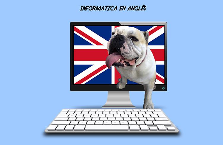 Informàtica en anglès @  Can Borrell