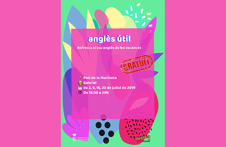 Anglès útil  @ CC La Marineta