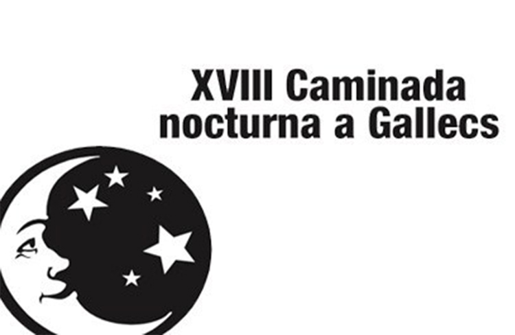 XIX Caminada Nocturna a Gallecs @ Sortida a C/ La Pau