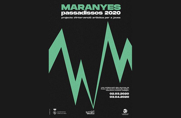 Exposició passadissos 2020 @  La Marineta