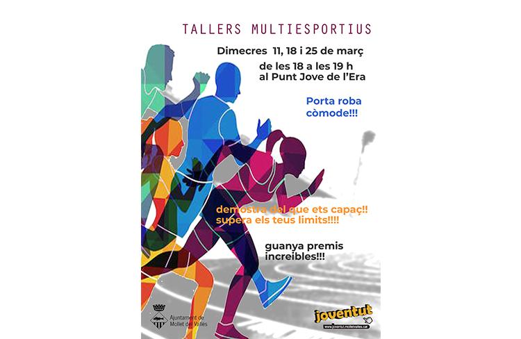 Tallers multiesportius @ CC de l'Era