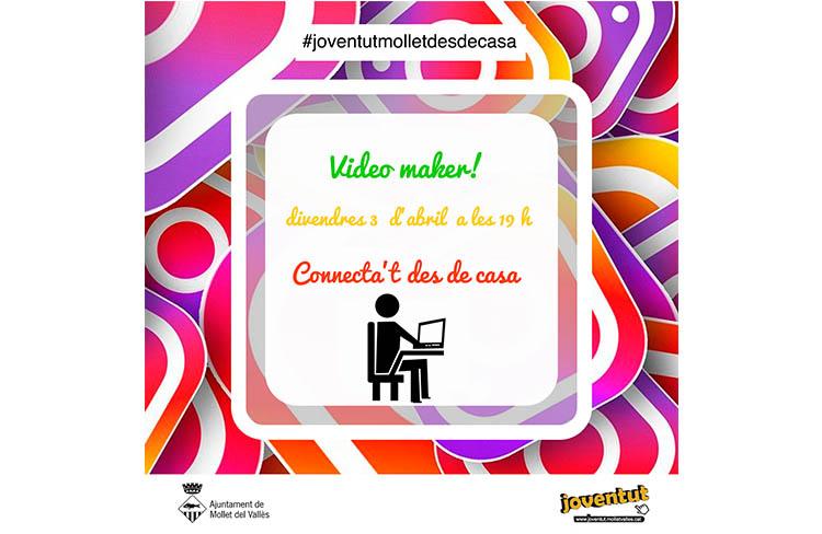 Vídeo maker! @ Joventut Mollet