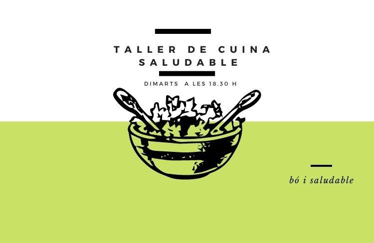Taller de cuina saludable @ Centre Cívic de l'Era