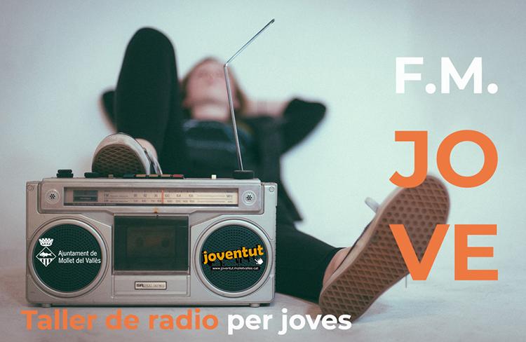 Taller de radio FM Jove @ CC de l'Era