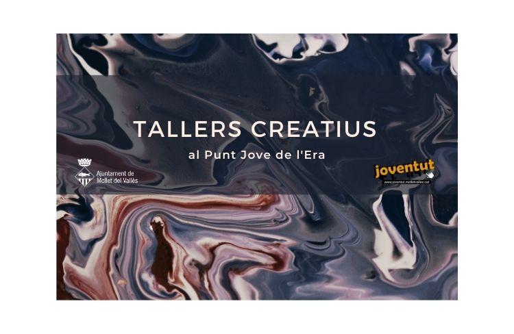 Nouart. Tallers creatius @ Centre Cívic de l'Era