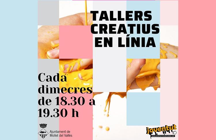 Nouart. Tallers creatius @ Joventut Mollet