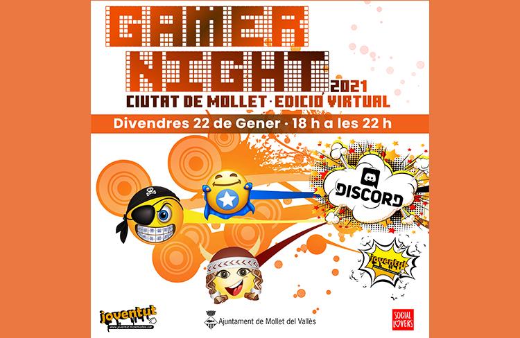 IV Gamer night @ Joventut Mollet