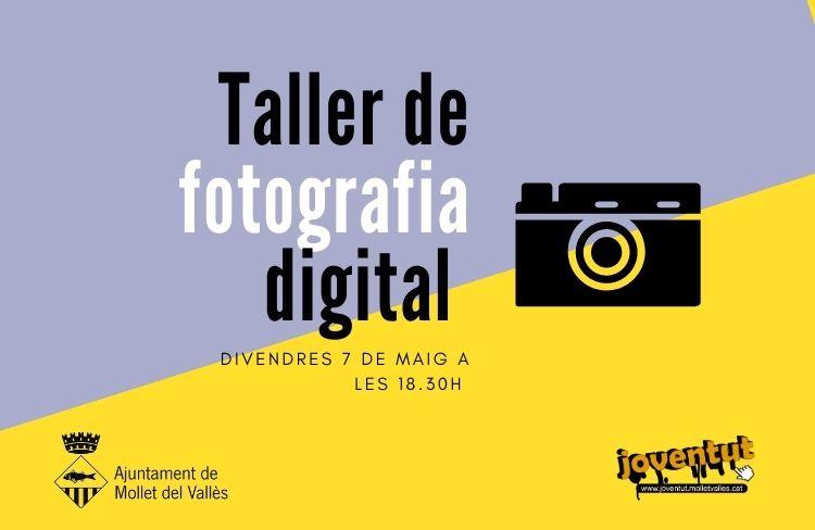 Taller de fotografia digital @ CC de l'Era