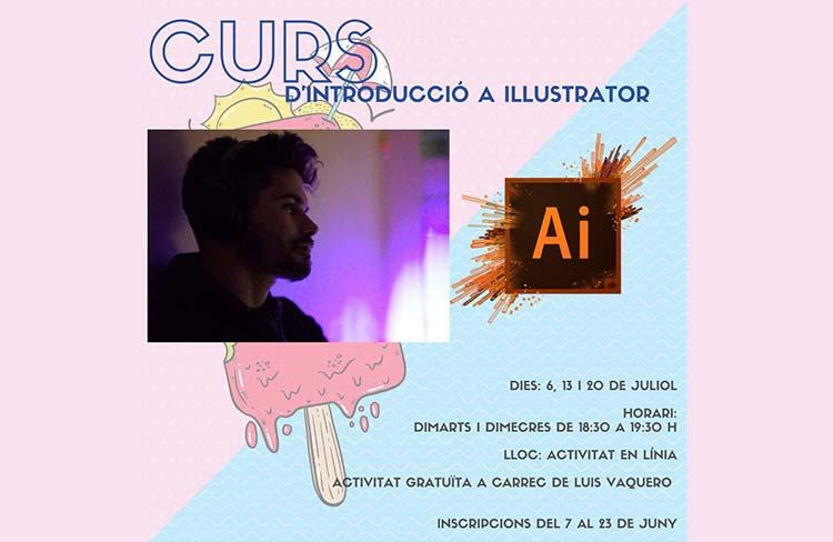 Curs d'iniciació a l'illustrator en línia @ Mollet del Vallès