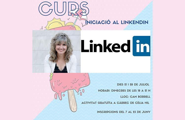 Curs d'Introducció al Linkedin @ Centre Cívic de Can Borrell
