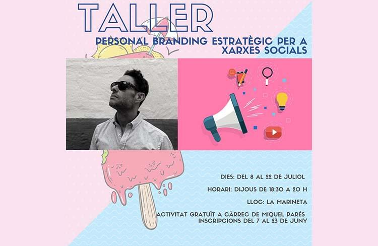 Taller de branding personal @ CC de Can Borrell