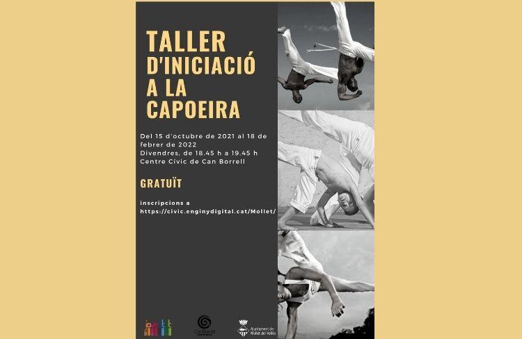 Taller de capoeira
